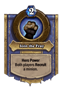 Join the Fray
