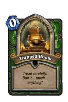 Trapped Room