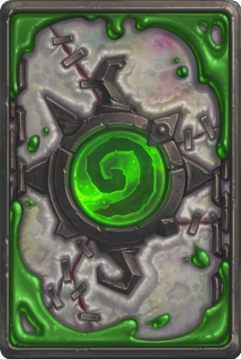 Curse of Naxxramas Card Back