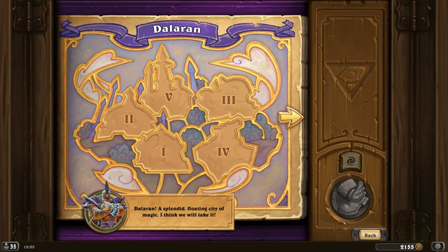 The Dalaran Heist Buckets