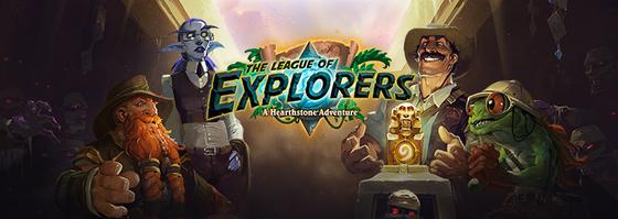 League of Explorers