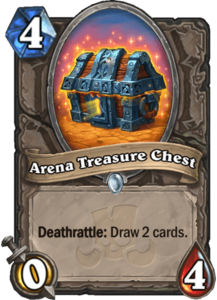 Arena Treasure Chest - Rastakhan's Rumble