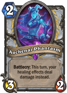 Auchenai Phantasm - Rastakhan's Rumble