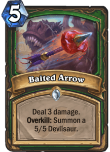Baited Arrow - Rastakhan's Rumble