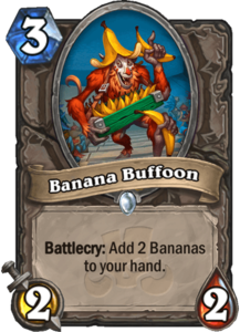 Banana Buffoon - Rastakhan's Rumble