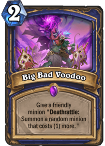 Big Bad Voodoo - Rastakhan's Rumble