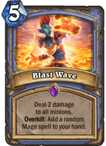 Blast Wave - Rastakhan's Rumble