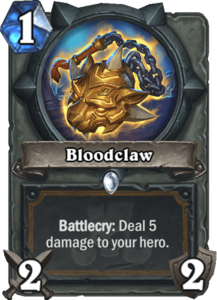 Bloodclaw - Rastakhan's Rumble