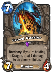 Crowd Roaster - Rastakhan's Rumble