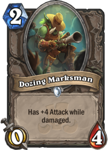 Dozing Marksman - Rastakhan's Rumble