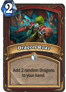 Dragon Roar - Rastakhan's Rumble