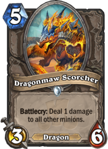 Dragonmaw Scorcher - Rastakhan's Rumble