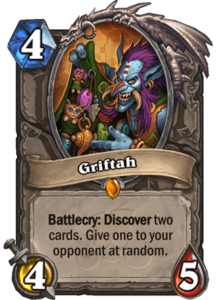 Griftah - Rastakhan's Rumble