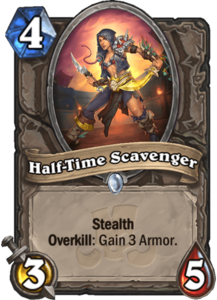 Half-Time Scavenger - Rastakhan's Rumble