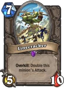 Linecracker - Rastakhan's Rumble