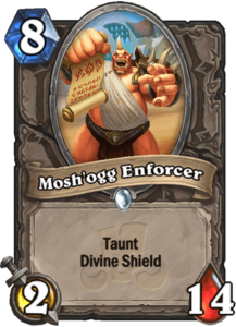 Mosh'ogg Enforcer - Rastakhan's Rumble