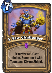 A New Challenger... - Rastakhan's Rumble