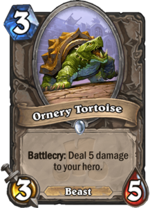 Ornery Tortoise - Rastakhan's Rumble