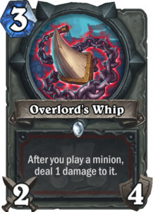 Overlord's Whip - Rastakhan's Rumble