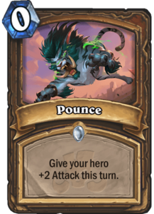 Pounce - Rastakhan's Rumble