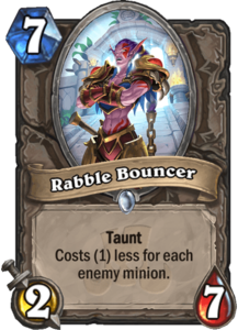 Rabble Bouncer - Rastakhan's Rumble