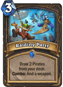 Raiding Party - Rastakhan's Rumble