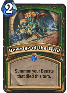 Revenge of the Wild - Rastakhan's Rumble