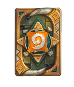Rumble Run Card Back - Rastakhan's Rumble