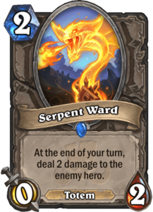 Serpent Ward - Rastakhan's Rumble