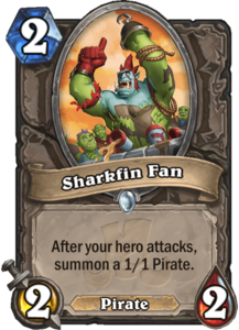 Sharkfin Fan - Rastakhan's Rumble