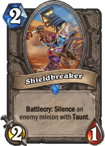 Shieldbreaker - Rastakhan's Rumble