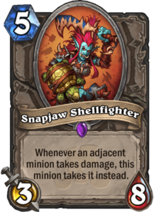 Snapjaw Shellfighter - Rastakhan's Rumble
