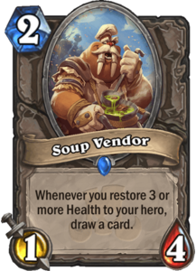 Soup Vendor - Rastakhan's Rumble