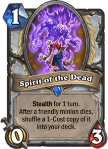 Spirit of the Dead - Rastakhan's Rumble