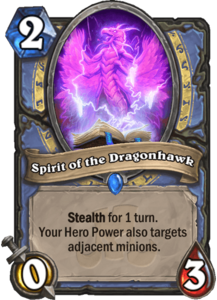 Spirit of the Dragonhawk - Rastakhan's Rumble
