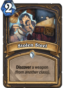 Stolen Steel - Rastakhan's Rumble