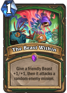 The Beast Within - Rastakhan's Rumble