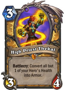 High Priest Thekal - Rastakhan's Rumble