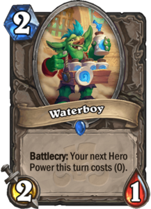 Waterboy - Rastakhan's Rumble
