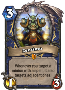 Zentimo - Rastakhan's Rumble