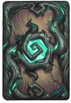 The Witchwood Card Back