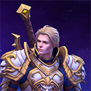 Anduin Talent Calculator for Heroes of the Storm