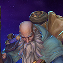 Deckard Cain Talent Calculator for Heroes of the Storm