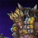 Junkrat Talent Calculator for Heroes of the Storm