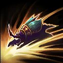 Burrow Charge Icon