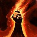 Consuming Fire Icon