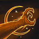 Reaching through Time Icon