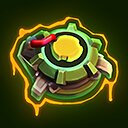 Concussion Mine Icon
