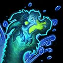 Water Dragon Icon