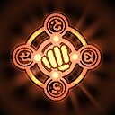 Iron Fists Icon